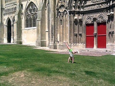 Julia de Groot Bayeux 2013